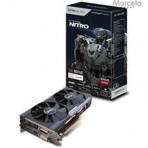 Placa De Video Sapphire Nitro Radeon R9 Gddr5 4gb S/ Juros