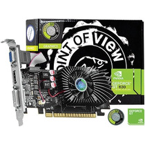 Placa De Vídeo Point Of View Geforce Gt630 2gb Ddr3 128bits