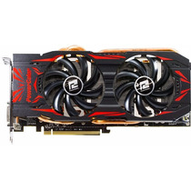 Placa De Vídeo Powercolor Radeon R9 290 Turboduo Oc 4gb