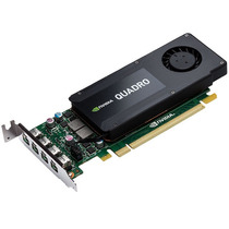 Placa Video Quadro Nvidia K1200 4gb Ddr3 128bit 512 Cuda