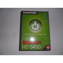 Placa De Vídeo Ati Radeon Hd5450 Pci Express 1gb / Hdmi