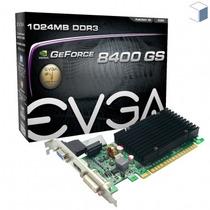 Placa Vga Geforce 8400gs 1gb Evga Pci-e 2.0 + Nf-e Sem Juros