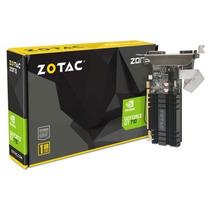 Placa Vga Nvidia Geforce Gt 710 1gb Zotac Gddr3 Com Garantia