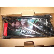 Geforce Gtx 580 Ecs, 1.5gb 384 Bits Ddr5 - Conservada