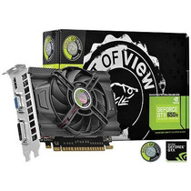 Placa De Video Geforce Nvidia Gtx 650 Ti 1gb Gddr5 128 Bits