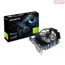 Placa De Vídeo Gigabyte Geforce Gt740 1gb Ddr5 + Nota Fiscal