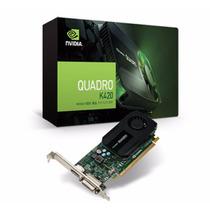 Vga Quadro Nvidia K420 1gb Ddr3 128bits 192 Cuda Cores Dvi