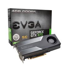 Placa Vga Evga Geforce Gtx 970 4gb 4 Monitores 12x Sem Juros