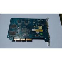 Placa De Vídeo Geforce Fx 5200 128mb