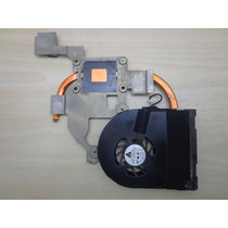 Cooler E Dissipador Do Notebook Acer 52511069 Usado