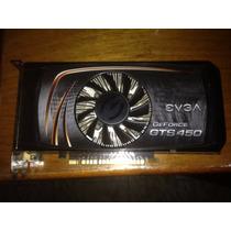 Placa De Video Gts 450 Evga 1gb Nvidia Geforce