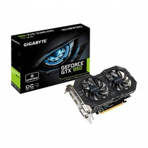 Placa Vga Gigabyte Gtx950 2gb Windforce2 Gv-n950wf2oc-2gd