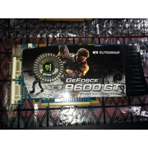 Vga Xfx 512mb Geforce 9600 Gt Ddr3 Pci-express
