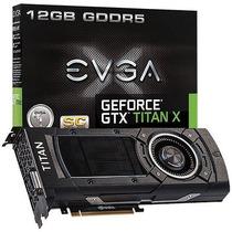 Placa De Video Geforce Nvidia Gtx Titan X Superclocked 12g-