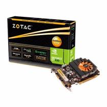 Placa Zotac Geforce Gt630 Synergy Edition 2gb Ddr3 128bits