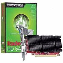 Placa De Vídeo Power Radeon Hd 5450 1gb Ddr3 Vga Dvi Hdmi