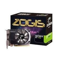 Vga Zogis Geforce Gt740 2gb Ddr3 128 Bit Lowprof Pci-e3.0 Z
