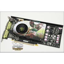 Placa De Video Xfx 9600gt 512mb 256-bit