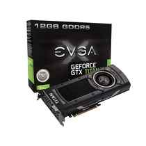 Placa De Video Geforce Evga Nvidia Gtx Titan X 12gb Ddr5