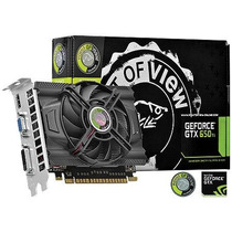 Placa De Video Geforce Gtx 650 Ti 2gb Gddr5 128 Bits Dvi|hd