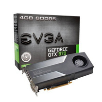 Vga 4gb Geforce Gtx 970 Evga Gddr5 4gb 256 Bit Envio Grátis