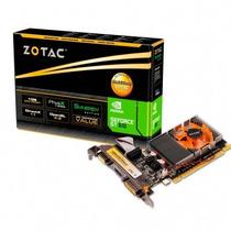 Placa Vga Zotac Zt-60602-10l Geforce Gt610 Gddr3 1gb 64 Bits