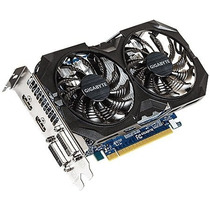 Placa De Video Nvidia Geforce Gtx 750 Ti Windforce 2gb Gddr