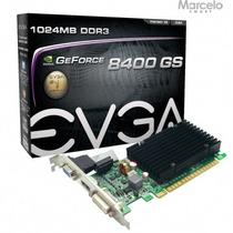 Placa Vga 1gb Nvidia Geforce 8400gs Evga Gddr3 Frete Grátis