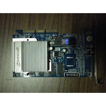 Placa De Vídeo Geforce 2 Mx400 64mb Agp 100%