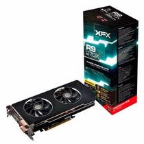 Placa De Vídeo Asus Amd Radeon R9 270x Directcu Ii / Nova!!!