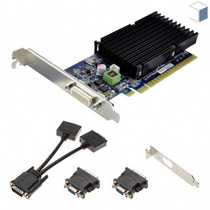 Placa Vga Nvidia Geforce 8400gs 1gb Pny Rvcg84dms1d3sxxb