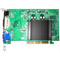 Placa De Vídeo Nvidia Fx 6200