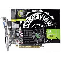 Placa De Video Geforce Gt 640 2gb Ddr3 128 Bits Hdmi Dvi Vga