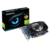 Placa De Video Gigabyte Geforce Gt 420 2gb Ddr3 128bits