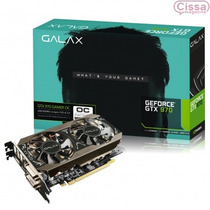 Placa Vga 4gb Galax Geforce Gtx 970 256 Bit 12x Sem Juros