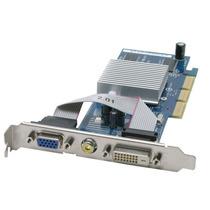 Placa De Vídeo Asus Agp V9400 Mx-4000 64mb 32-bit Ddr 4x/8x