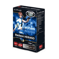 Placa De Vídeo Para Pc Ati Radeon Hd6450 1gb Ddr3 Oferta!!!