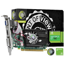 Placa De Video Geforce Gt 610 2gb Gddr3 64bits Point Of Vie