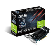 Placa Vídeo Geforce Asus Gt730 1gb Ddr3 64bit Mania Virtual