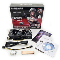 Placa De Video Vga Sapphire Radeon Hd7790 1gb Ddr5 128 Bit P