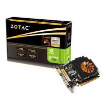 Placa De Vídeo Nvidia Geforce Zotac Gt730 1gb Ddr3 128bits