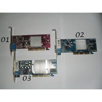 Placa De Vídeo De 64 Mb Agp Usada.diversas Marcas E Modelos.