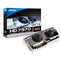 Placa De Vídeo Radeon Hd 7970, 3gb Ddr5, Msi Mania Virtual