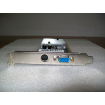 A595 Placa De Video G.force Mx4000 64mb Ddr Tv