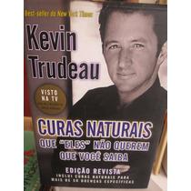 Livro Curas-naturais Que Eles Não Querem Que Você Saiba