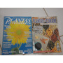 Lote 10 Revistas Plantas Medicinais Ervas Terapia Floral