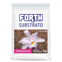 Substrato Para Orquídeas - Casca De Pinus - Fibra De Coco