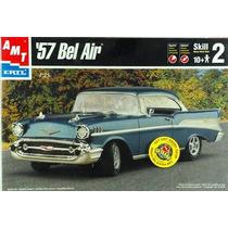 Amt-carro Chevy Bel Air 1957 Street Machine Version
