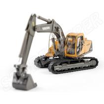 Escavadora Miniatura Excavator Ec210 Volvo Escala 1/87