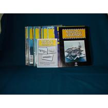 Coleção Fascículos Navios E Veleiros